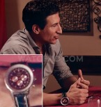 William DeMeo wears a Breitling Navitimer watch in the 2016 movie Back in the Day.