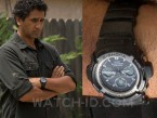 Travis Manawa, played by Cliff Curtis, wears a Casio G-Shock AWG100-1A in Fear The Walking Dead.