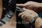 Tom Cruise wears a Casio W87H-1V digital watch in Jack Reacher: Never Go Back