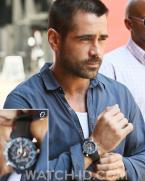 Is Colin Farrel really wearing a $30 Spy watch in Dead Man Down?