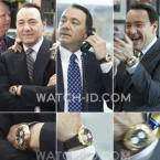 Kevin Spacey, a fan of IWC, wears a Big Ingenieur Chronograph in the movie Casin