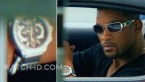 Will Smith wears a Piaget Polo watch in Focus