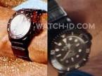The watch worn by Dwayne Johnson in Baywatch