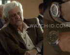 Michael Lerner wears a Seiko SKX009 watch in the movie Brahmin Bulls.