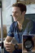 The Suunto Vector XBlack on the wrist of Mark Feuerstein in Royal Pains