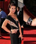 Danica Patrick wearing the Tissot Equi-T at the ESPY Awards 2009