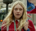 Dakota Fanning wears a blue Casio F-108WH-2AEF watch in he movie Please Stand By.