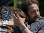 Gerard Butler wears a Festina Sport F20361/4 watch in the movie Greenland.