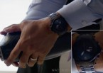 Dwayne Johnson wears a MTM Special Ops watch in the action movie Skyscraper (2018).