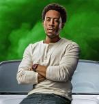 "Chris ""Ludacris"" Bridges wears a Ritmo Mundo Quantum 2 1101/4 Red in Fast & Furious 9."