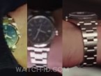 Close-ups from the watch worn by Adam Driver in Marriage Story.