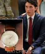 A Georg Jensen Koppel watch is worn by Sebastian Jessen in Love Is All You Need