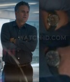 The wristwatch worn by Mark Ruffalo as Bruce Banner (the Hulk) in Avengers: Endgame