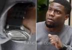 Kevin Hart wears a Casio W87H-1V sports watch in Get Hard
