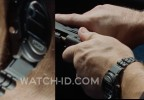 Tom Cruise wears a Casio W87H-1V digital watch in Jack Reacher: Never Go Back