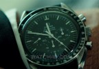 Omega Speedmaster Professional worn by Ed Skrein in The Transporter: Refueled.