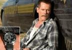 Kevin Bacon wears a Pulsar PF3293 watch in the movie Cop Car.