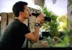 Rupert Friend wears an all-black Casio G-Shock GA100-1A1 watch in season 4 of Homeland.