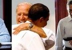 US President Joe Biden wears a Omega Seamaster 300M 2561.80 Mid-Size Professional Diver watch.