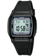 Casio W201-1AV, from Casio's Classic collection