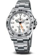 Rolex Oyster Perpetual Explorer II, the version with white dial, reference numbe