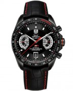 TAG Heuer Grand Carrera Calibre 17 RS2 Automatic Chronograph 43 MM, reference CAV518B.FC6237