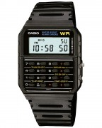 Casio CA53W-1 Calculator Databank watch