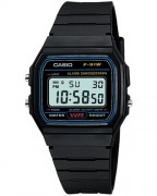 Casio F91W-1 digital sports watch