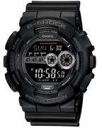 The Casio G-Shock GD100-1B is a very large watch, even for a G-Shock.