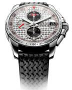 Chopard Mille Miglia GT XL Chrono 2010 in steel, reference number 168459-3019