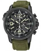 Seiko Prospex Solar Chronograph Compass SSC295