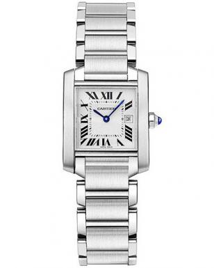 Cartier Tank Francaise, reference W51008Q3
