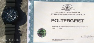 Screen-used Casio AMW330B-1A as worn in Poltergeist