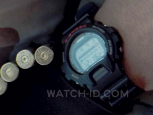 Casio G-Shock DW6600 worn by Bradley Cooper in American Sniper