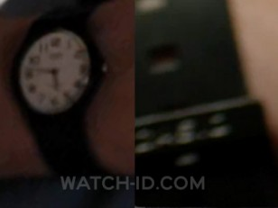 Simon Helberg wears a Casio MQ24-7B2 in We'll Never Have Paris