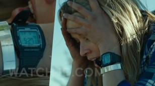 Reese Witherspoon wearing a Casio W201-1AV in Wild