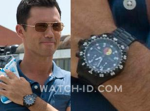 Jeffrey Donovan (as Michael Westen) wears a Chase-Durer Special Forces 1000XL UD