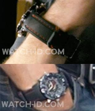 Details from the watch seen in the film Dead Man Down