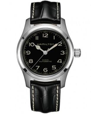 The custom Hamitlon Khaki watch seen in Interstellar, worn by the character Murph