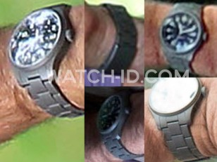 Mark Ruffalo wears a Hamilton Khaki Field Titanium Automatic in Thanks for Sharing