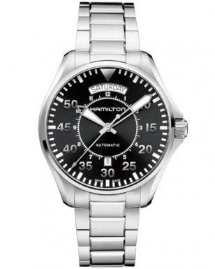 Hamilton Khaki Pilot Day Date Automatic H64615135
