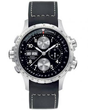The Hamilton Khaki X-Wind Automatic, the watch that looks most similar to the on