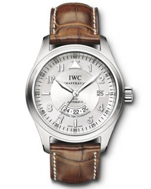IWC Spitfire UTC (in a different color combination)