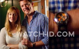 In the movie The Descendants, Matthew Lillard wears a digital mens watch from th
