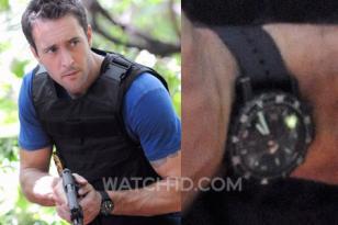 In the TV series Hawaii Five-O, actor Alex O'Loughlin wears a Kobold Phantom Bla
