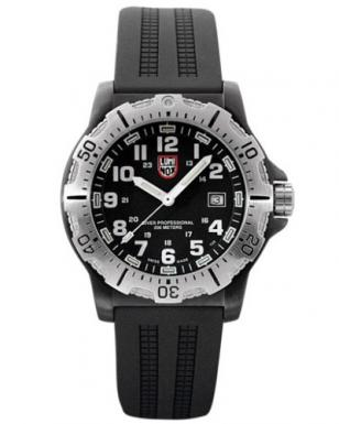 Luminox 8251 EVO Ultimate SEAL with black case, dial and strap