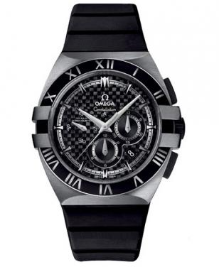 Omega Constellation Double Eagle Chrono Mission Hills World Cup