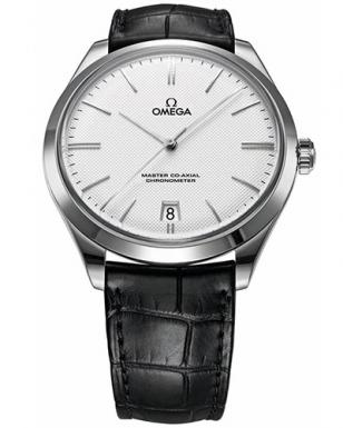 Omega De Ville Trésor Master Co-Axial watch in white gold