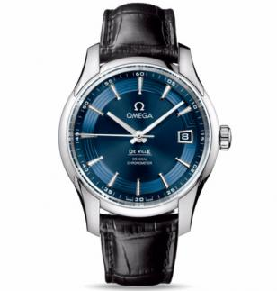 The special Hour Vision Blue has been created to celebrate the partnership betwe