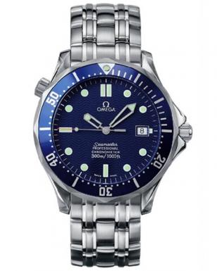 Omega Seamaster 2531.80 as worn by Pierce Brosnan in 3 of his James Bond movies